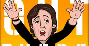 Paul McCartney's Animated Film Project in the Works!