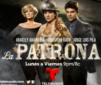 Telemundo's LA PATRONA Delivers Highest Performance Since Premiere