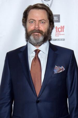 Nick Offerman Joins Drama Film WELCOME TO HAPPINESS