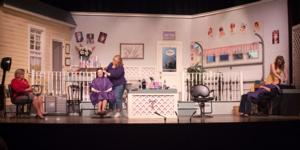 BWW Reviews:  LTM's STEEL MAGNOLIAS Blooms with Strong Cast