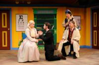 BWW Reviews: OSTC'S Production of FOOLS a Colorful, Fractured Fable