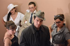 FUDGE Theatre Company Presents CITY OF ANGELS at the Arsenal, Now thru 7/19