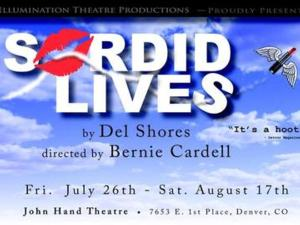 SORDID LIVES Author Del Shores to Appear at Opening Night of Denver Production, 7/26
