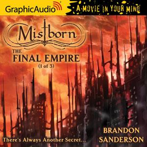 Graphic Audio Releases MISTBORN
