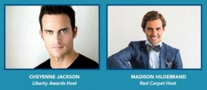 Cheyenne Jackson to Host Lambda Legal's West Coast Liberty Awards Gala, Today