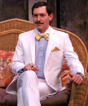 BWW Reviews: The Arvada Center Breathes Energetic Life into Literature with a Solid Ensemble in THE GREAT GATSBY