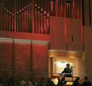 Pacific Symphony Presents HOLIDAY ORGAN SPECTACULAR, 12/17