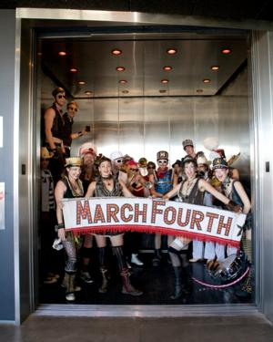 MarchFourth Marching Band to Kick Off AMP Concerts' Jan-Feb 2014 Lineup; Concerts Announced!