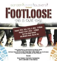 Garden State Players Present FOOTLOOSE, 8/10-19