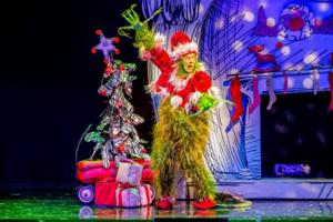 bww reviews dr seuss how the grinch stole christmas the musical - How The Grinch Stole Christmas The Musical