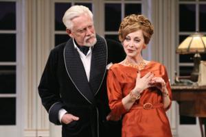 BWW Reviews: Noel Coward's Rarely Produced A SONG AT TWILIGHT Receives a Stellar Mounting at Pasadena Playhouse