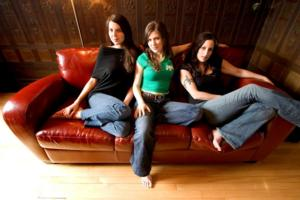The Wailin' Jennys Play in Concert at Infinity Music Hall & Bistro in Norfolk Tonight