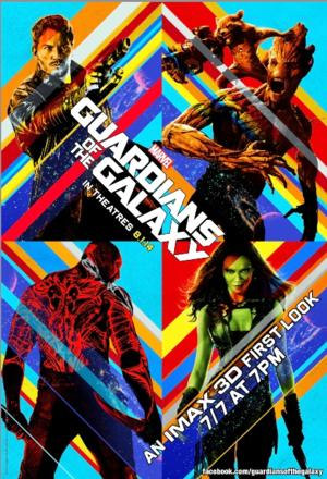 Marvel & IMAX to Give Fans Amazing First Look at GUARDIANS OF THE GALAXY