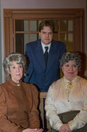 ARSENIC AND OLD LACE Opens Season at Hackmatack Playhouse on 6/20