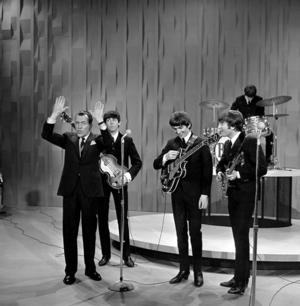 Surviving BEATLES McCartney, Starr to Reunite on CBS's DAVID LETTERMAN?