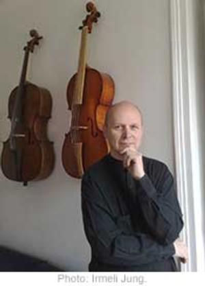 Cellist Anssi Karttunen to Perform at Scandinavia House, 5/2