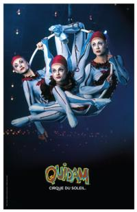 Cirque-du-Soleils-Quidam-Arrives-in-Houston-20010101