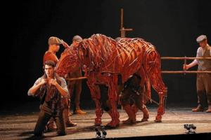 BWW Interviews: Michael Wyatt Cox of WAR HORSE