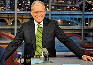 Seattle Quarterback Russell Wilson to Visit DAVID LETTERMAN Tonight