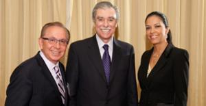 Mickey Ibarra Commerates 10th Anniversary of Latino Leaders Luncheon Series with Latino Leadership Book Project