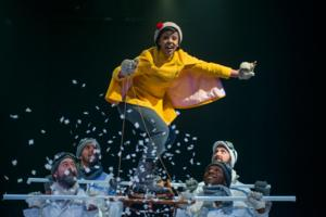 ROSE AND THE RIME Makes Miami Debut Tonight at the Arsht Center; Runs thru 5/18