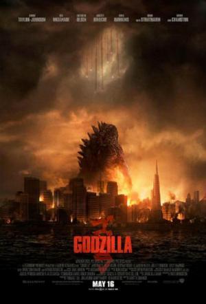 GODZILLA Stomps Way to Top of Worldwide Box with $196.2 Million