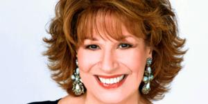 Comix At Foxwoods Hosts Joy Behar at The MGM Grand Theater Tonight