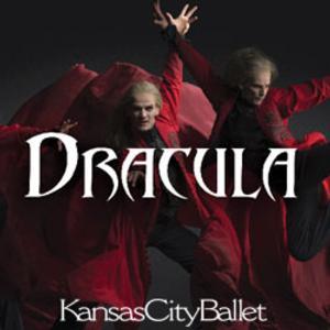 Kansas City Ballet Presents Michael Pink's DRACULA, Now thru 3/2