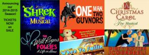 SHREK, DIRTY ROTTEN SCOUNDRELS and More Set for Rivertown Theaters' 2014-15 Season