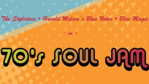 70S SOUL JAM with The Stylistics, Harold Melvin's Blue Notes and Blue Magic Set for MPAC, 7/17