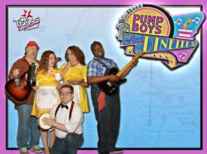 Texas Repertory Theatre's PUMP BOYS & DINETTES Runs Through Aug 3