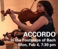 The University of Minnesota Presents ACCORDO, 2/4