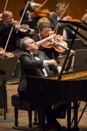 Yefim Bronfman Performs The Beethoven Piano Concertos with the NY Phil, Beg. Tonight