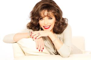 BWW Reviews: JOAN COLLINS: ONE NIGHT WITH JOAN, Leicester Square Theatre, February 2 2014