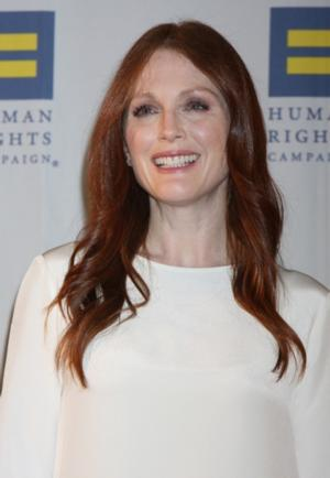 Julianne Moore to Star in STILL ALICE Film
