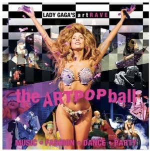 LADY GAGA's ARTPOP Ball Announces Extensive European Leg For Fall 2014