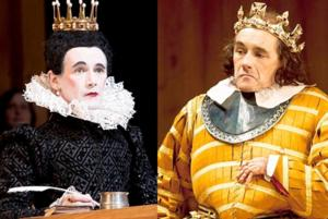 Review Roundup: TWELFTH NIGHT & RICHARD III Open on Broadway - All the Reviews!