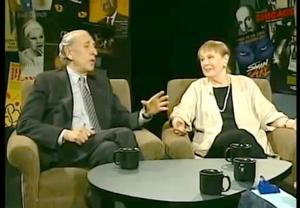 CUNY TV to Celebrate Arthur Gelb in Rebroadcast of 1999 Interview, 5/30