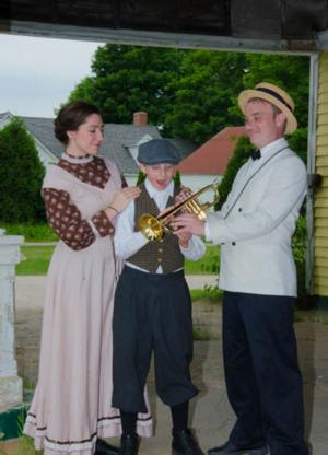 Hackmatack Playhouse Presents THE MUSIC MAN, Now thru 7/26