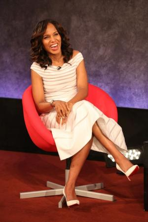 Kerry Washington Kicks Off THIRTEEN's Interview Series AT THE PALEY CENTER Tonight