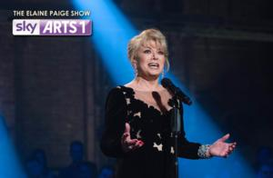 Leigh Zimmerman, Tim Rice, Andrew Lloyd Webber, Christine Andreas and More to Appear on THE ELAINE PAIGE SHOW, Beg. 5/14