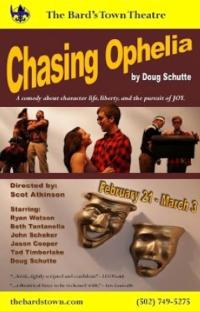 The Bard's Town Theatre to Present CHASING OPHELIA, 2/21-3/3