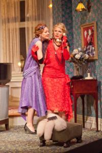 Noel Coward's Rarely Done FALLEN ANGELS Lights Up Pasadena Playhouse