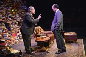 BWW Reviews: New England Premiere of IMAGINING MADOFF at New Rep