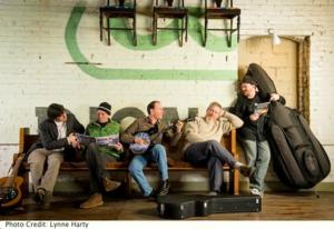 Folk Rockers Acoustic Syndicate Announce New Album