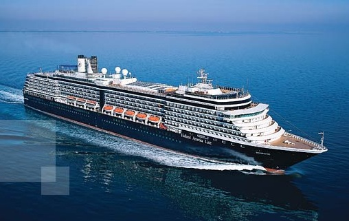 Holland America Line's ms Oosterdam Explores the Gulf and ms Amsterdam Sails 14-Day Cruises for 2014 Alaska Season