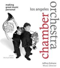 LA Chamber Orchestra Honors Supporters in 'Taking a Chance On Love' Gala, 2/2