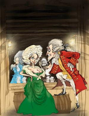 Northern Broadsides to Launch SHE STOOPS TO CONQUER UK Tour in August
