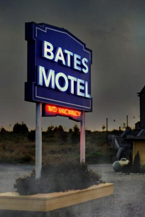 A&E's BATES MOTEL to Re-Open for Second Season, 3/3