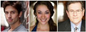 Nick Adams, Jenny Florkowski and Tim Kazurinsky Join WICKED National Tour Today